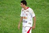 Thiago Galhardo atuando pelo Bangu (Foto: Reprodução/Internet)