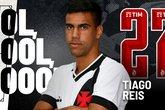 Tiago Reis (Foto: Twitter Oficial do Vasco)