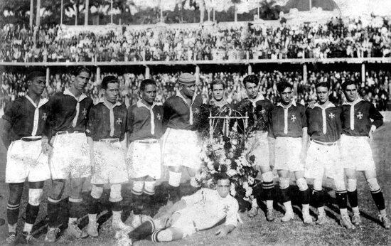 Time do Vasco campeão carioca em 1923