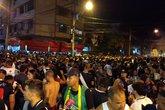 Torcida (Foto: Twitter do Bruno Marinho/O Globo)