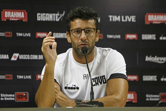 Valentim falou sobre o jogo diante do Flamengo