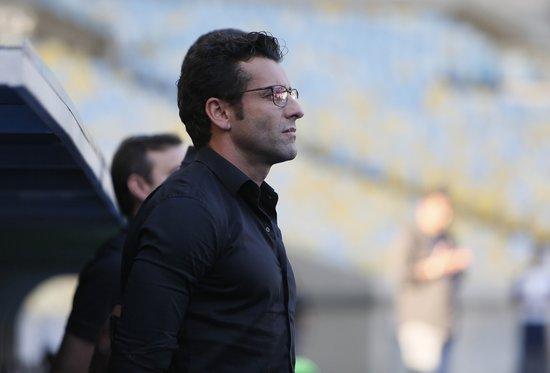 Valentim valorizou a luta diante do Flamengo