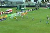 Vasco 2 x 0 Boa Vista (Foto: Globo Esporte/Reprodução)