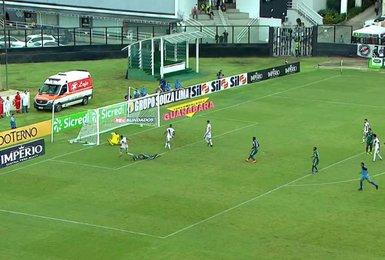 Vasco 2 x 0 Boa Vista