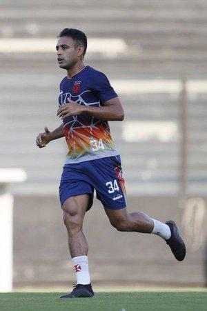 Werley foi o jogador mais recente a assinar novo contrato com o Vasco