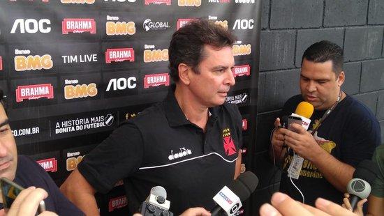 Alexandre Faria, diretor de futebol do Vasco