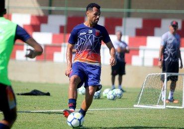 Vasco renova contrato de Bruno Silva