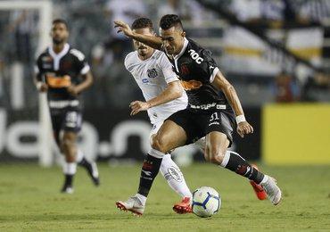 Veja as notas dos jogadores do Vasco contra o Santos