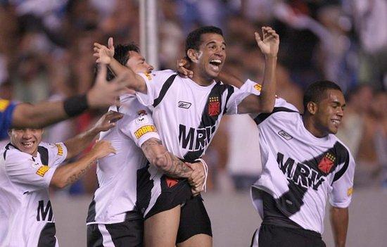 Wagner Diniz jogou pelo Vasco entre 2005 e 2008