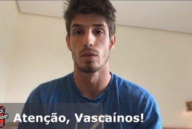 Atenção, Vascaínos conseguiu um contato direto com o atacante Lucas Piazon