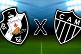 Vasco x Atlético-MG (Foto: Reprodução Internet)