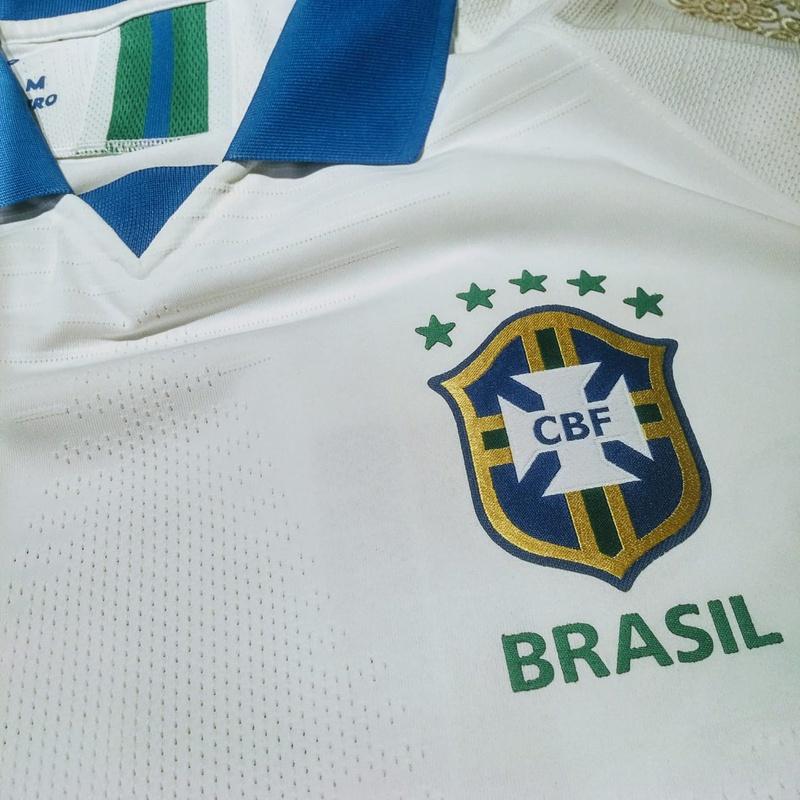 Cruz de malta - Camisa do Brasil