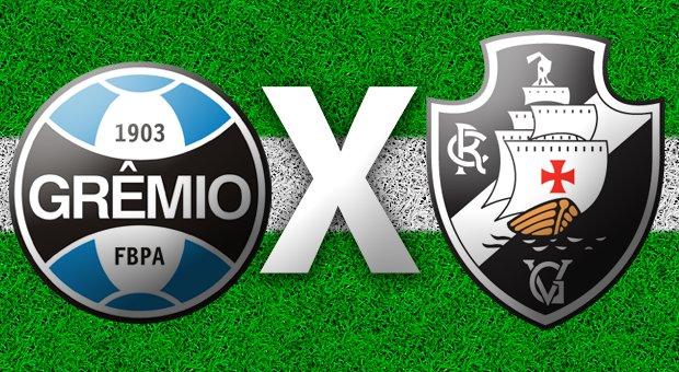 Resultado de imagem para Grêmio x Vasco