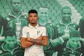 juninho (Foto: Twitter do Palmeiras)