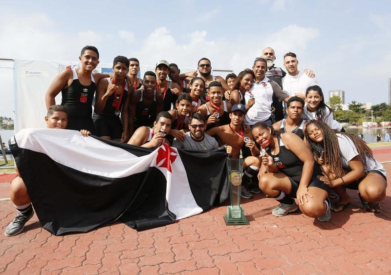 Vasco foi campeão da 51ª edição da prova, em julho do ano passado
