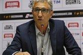 Alexandre Campello está retornando na Europa onde, entre outras situações, tentou obter patrocínios (Foto: Rafael Ribeiro/Vasco.com.br)