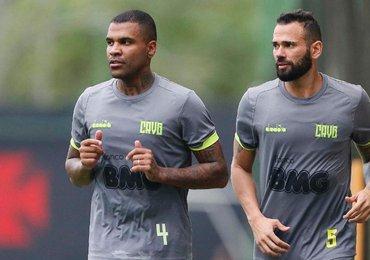 Castán e Breno devem participar do jogo-treino contra o Boavista