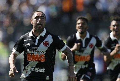 Bruno César marcou o gol da vitória vascaína em São Januário