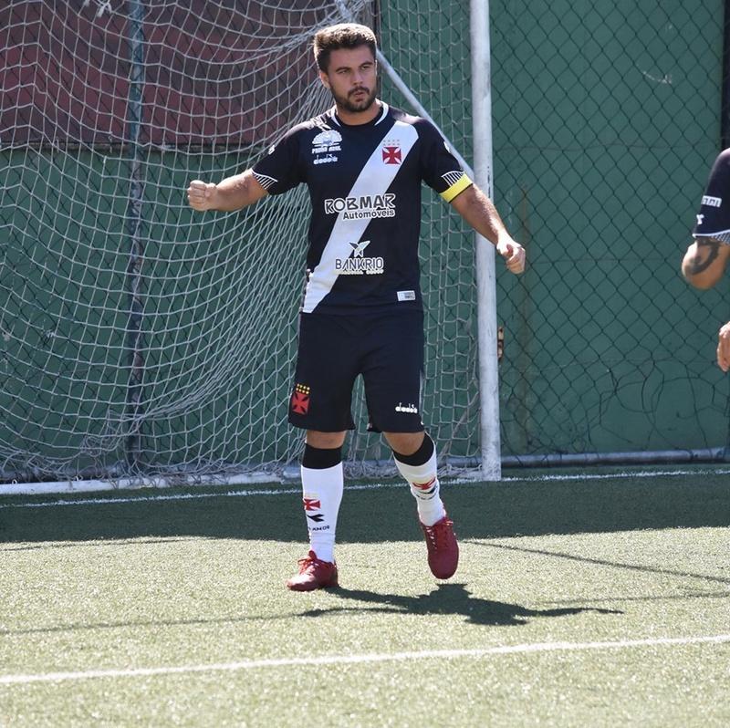 Wruck marcou um dos gols do Vasco na vitória sobre a Portuguesa