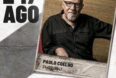 Aniversário Paulo Coelho