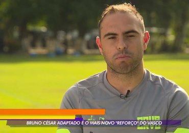 Com contrato até o fim de 2020, Bruno César pode virar moeda de troca