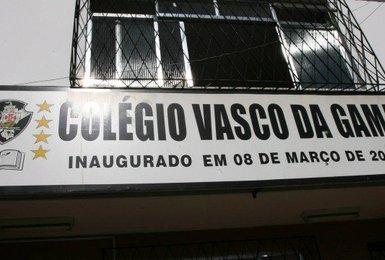 Colégio Vasco da Gama tem 15 anos e está parado