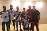 Evento com vascaínos (Foto: Divulgação)