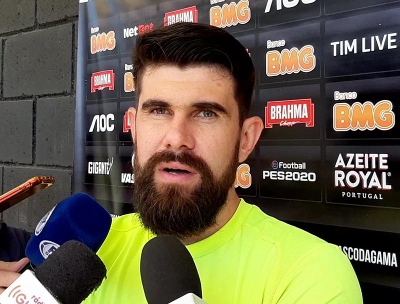 Fernando Miguel em entrevista coletiva