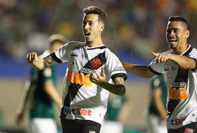 Marcos Jr comemora atuação pelo Vasco