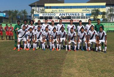 Sub-15 vence o Kashima Antlers e avança às semifinais da Copa da Amizade