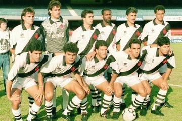 Vasco campeão da Copa Rio em 1992