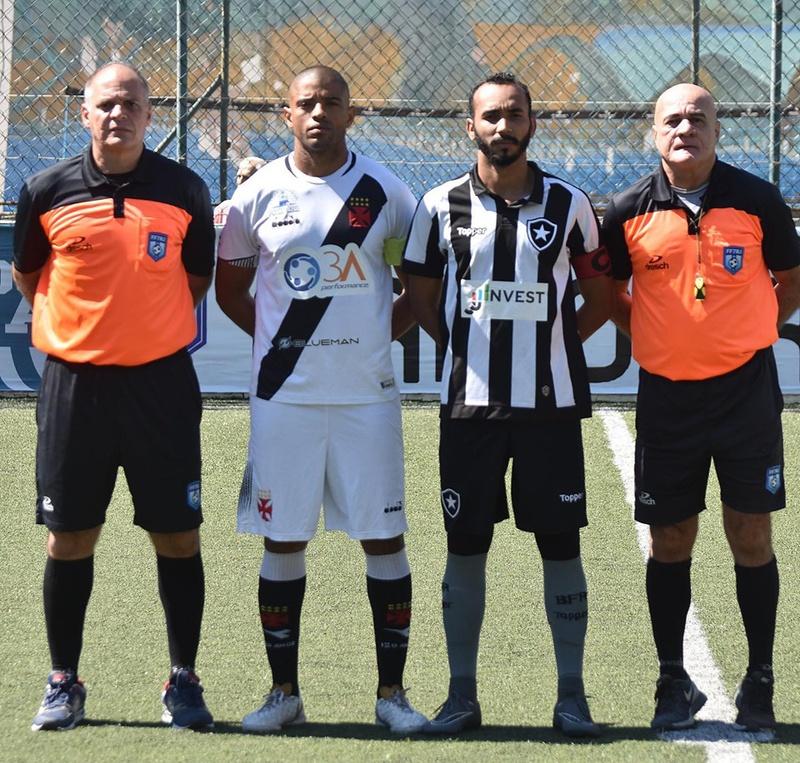 Vasco e Botafogo de Futebol 7