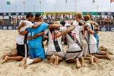 Beach Soccer (Foto: Reprodução/Twitter Somos Vasco da Gama)