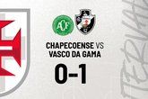 CHAxVAS (Foto: Reprodução/Twitter oficial do Vasco)