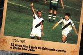 Edmundo (Foto: Reprodução/Twitter oficial do Vasco)