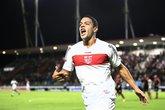 Felipe Ferreira festeja gol pelo CRB (Foto: Ailton Cruz - Gazeta de Alagoas)