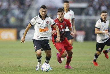 Raul foi um dos destaques do Vasco na partida