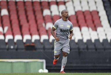 Ribamar marcou o primeiro gol do Vasco diante da Chapecoense
