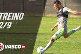 Treino | 12.9 | Vasco TV (Foto: Vasco TV/Reprodução)
