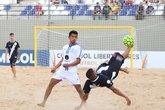 Vasco Beach Soccer (Foto: Reprodução/Twitter CONMEBOL Libertadores de Fútbol)