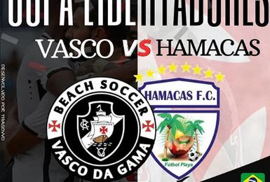 Vasco Beach Soccer