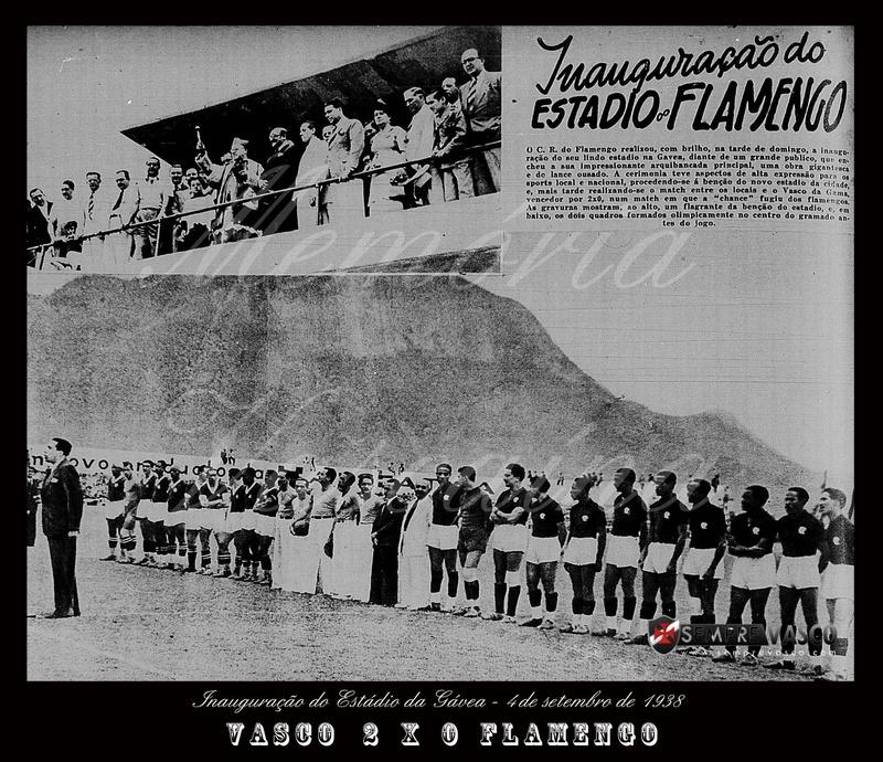 Vasco derrota o Flamengo na Gávea