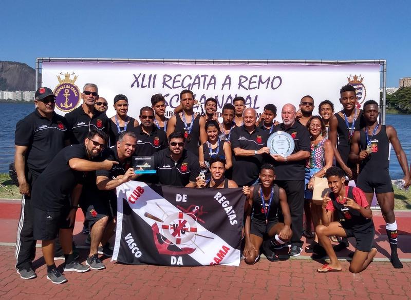 Vasco é o atual campeão da competição
