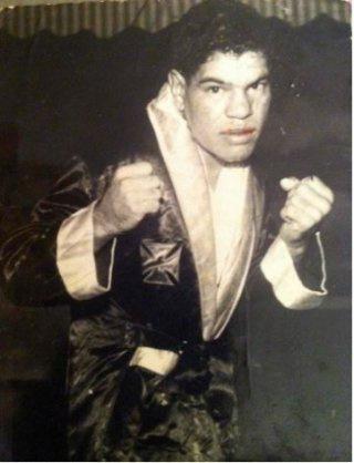 ex-pugilista Wilton Rodrigues da Silva
