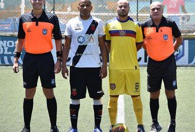 Futebol 7: Vasco 7 x 1 Madureira