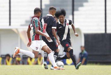 Sub-15: Vasco terminou o Carioca com o título invicto