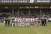 Sub-20: Elenco e comissão técnica campeões da Taça Rio 2019 (Foto: Rafael Ribeiro/Vasco.com.br)