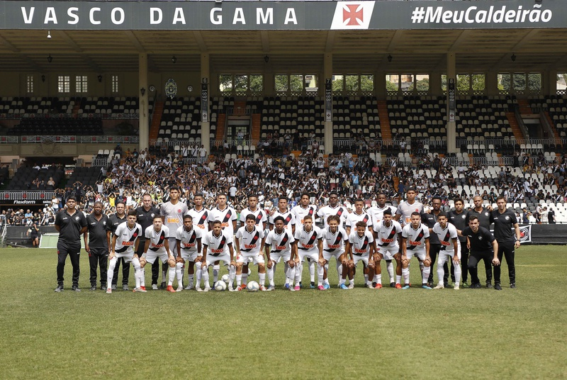 Sub-20: Elenco e comissão técnica campeões da Taça Rio 2019