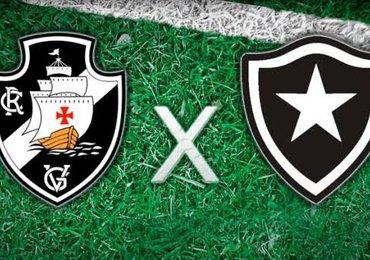 SporTV e Premiere transmitirão Vasco x Botafogo pela Copa do Brasil