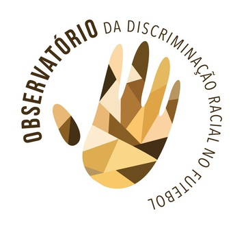 Logo do Observatório da Discriminação Racial no Futebol